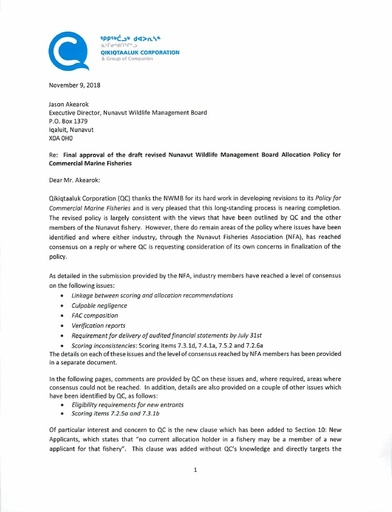 QC Submission to NWMB written hearing Eng